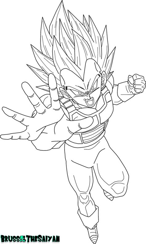 Dragon Ball Z Gogeta Coloring Pages - Visit now for 3D Dragon Ball ... | 788x474