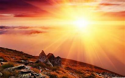 Sun Morning Wallpapers Pro Background Macbook Inch