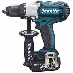 Makita BDF451RFE 13mm 18V Li-ion Cordless Drill/Driver 3 ...