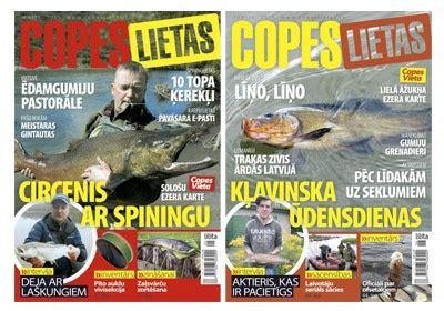 COPES LIETAS abonements 2 mēnešiem - Oktobris 2015 ...