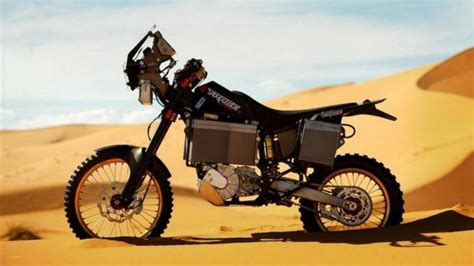 Tacita T-race, The Electric Cross-country Motorcycle