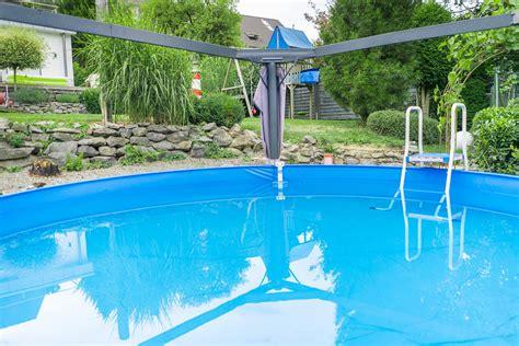 Garten Eben Machen by Der Eigene Pool Im Garten Wir Haben Uns Diesen Traum