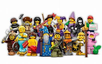 Lego Minifigures Series Mini Figures Figurine Serie