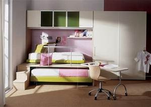 7 kids bedroom interior design ideas for small rooms on With bedroom design ideas for kids