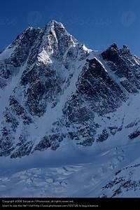 Photocase - beautiful winter snow mountain rock peak ...