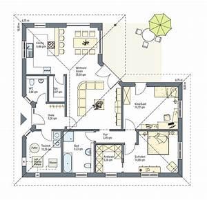 Bungalow 130 Qm : bungalow 120 bungalow fertighaus energiesparhaus von b b haus ~ Orissabook.com Haus und Dekorationen