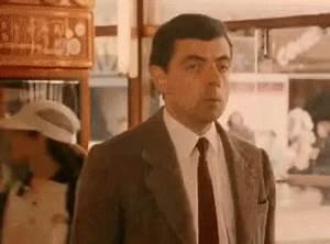 Mr Bean Waiting GIF - MrBean Waiting Dancing - Discover ...