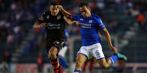 Ver en VIVO Xolos de Tijuana vs Cruz Azul por la Copa MX ...