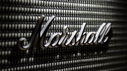 Marshall Speakers Desktop Font Grille Line Number