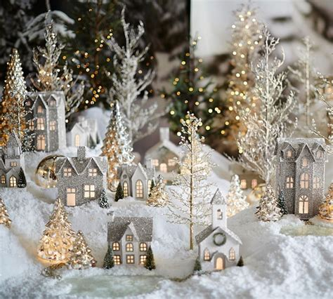 Create This Boutique Christmas Village For $1500!  Home. Blue And White Living Room Designs. Decorating Large Living Room. Living Room Futon. Living Room Chairs Sale. Sleeper Living Room Set. Dark Brown Living Room. Open Kitchen Living Room Ideas. Living Room Designs For Small Spaces