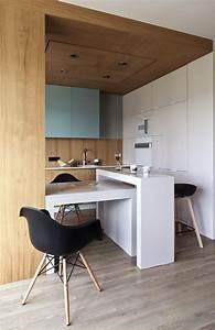 Kleiner Tisch Für Küche : einrichtungstipps f r kleine k che 25 tolle ideen und bilder ~ Bigdaddyawards.com Haus und Dekorationen