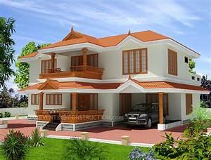 Traditional, Kerala, Home, In, 2346, Sqft