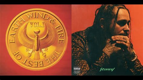 Earth, Wind & Fire x Post Malone - September ...