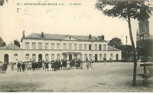 Sotteville Les Rouen : 76 sotteville les rouen la mairie 1922 allain imprimeur elbeuf ~ Medecine-chirurgie-esthetiques.com Avis de Voitures