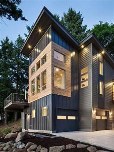Small, Modern, House, Designs, Ultra, Homes, Exterior, Front
