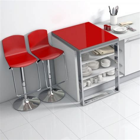 table cuisine rabattable murale formidable of table modulable table et chaises
