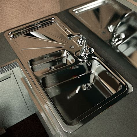 where to buy a kitchen sink free 3d models for 3ds max cinema 4d archicad 2012