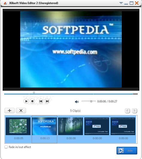 Xilisoft Video Editor Download