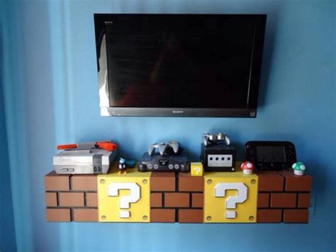 12 Best Images About Super Mario Kids Bedroom On Pinterest
