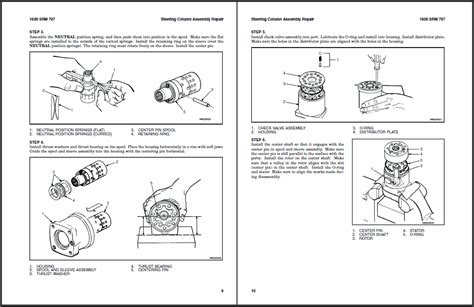 hyster class  electric motor hand trucks repair manuals