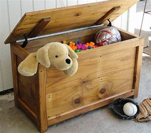 wood toy box plans