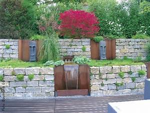 Wasserspiele Im Garten : wasserspiele garten terrasse lebensraum garten schwimmbad ~ Michelbontemps.com Haus und Dekorationen