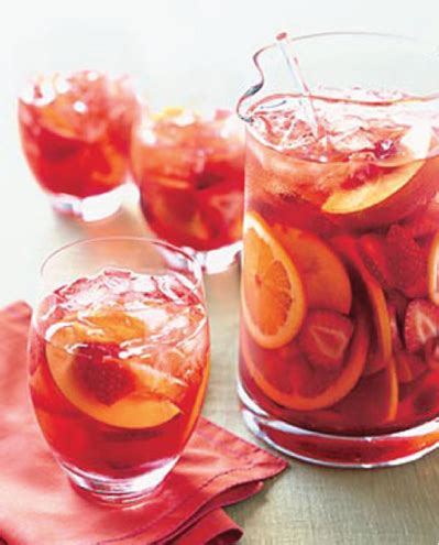 Delicious Sangria Recipes Vicki Odell