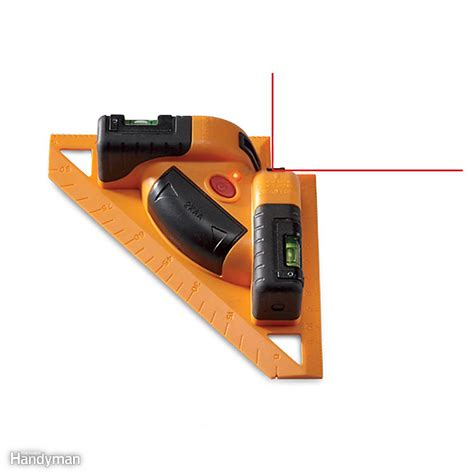 tile laser level how to use a laser level the family handyman