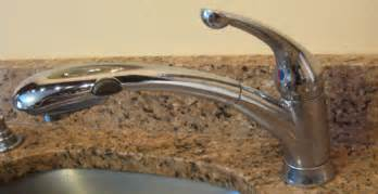 fixing leaking kitchen faucet how to repair leaky kitchen faucet one project closer