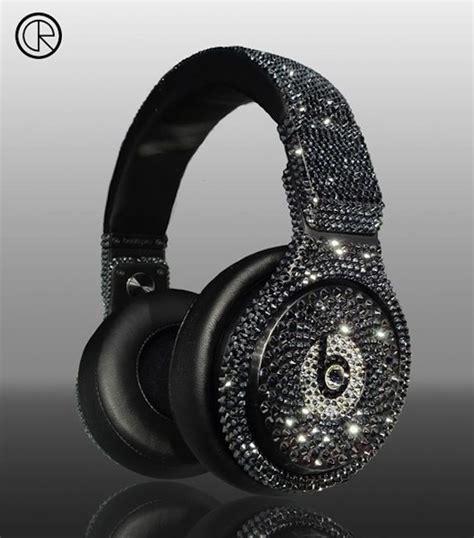 Bling Y Beats Headphonesmaybe Not Sawrvoski But I