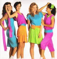 Girls Fashion from a 1987 catalog vintage fashion 1980s