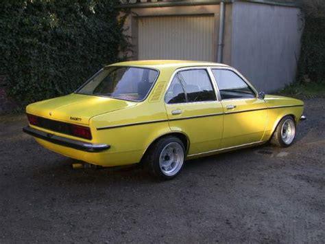 Frank's Opel Kadett C Site