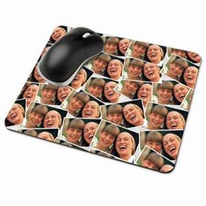 Tapis de souris personnalise avec votre photo for Tapis de souris personnalisé avec bout de canapé metal bois