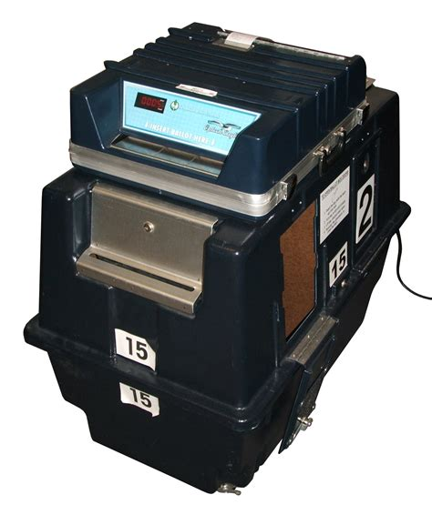 Optical scan voting system | Wiki | Everipedia