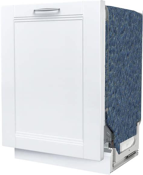 series  custom panel dishwasher  stainless steel tub custom panel ready