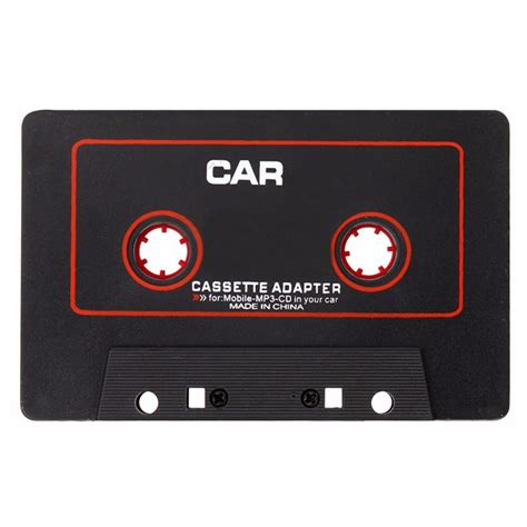 Cassette Car Stereo by Cassette Car Stereo Adapter For Ipod Iphone Mp3 Aux