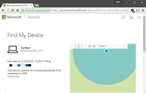 Device To Find by How To Enable Find My Device In Windows 10