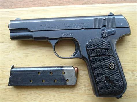 The Next Chapter: Colt 1903 Model M Pocket Hammerless .32 ACP