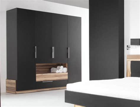 armoire de chambre à coucher lit avec armoire dressing meubles pour chambre coucher