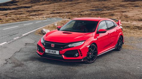 Honda Civic Type R 4k Wallpapers by 2017 Honda Civic Type R Wallpaper Hd Car Wallpapers Id