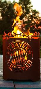 Feuerkorb Bayern München : fc bayern edelrost feuerkorb rund angels garden dekoshop ~ Lizthompson.info Haus und Dekorationen