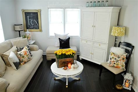 Simple, Easy, Affordable Decorating Ideas For Fall  Fox