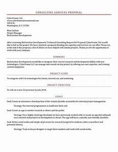 39 best consulting proposal templates free template lab With consulting project plan template