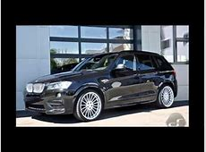 Hamann Parts BMW X3 F25 by DS Tuning YouTube
