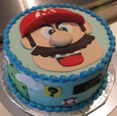 mario cakes decoration ideas  birthday cakes