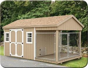 Amish dog kennels for sale in nj b l woodworking for Amish dog kennels for sale