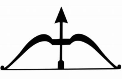 Arrow Clipart Indian Svg Bow Symbol Sena
