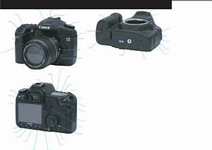 Canon Eos 40d Service Manual Repair Guide  Labeled Parts