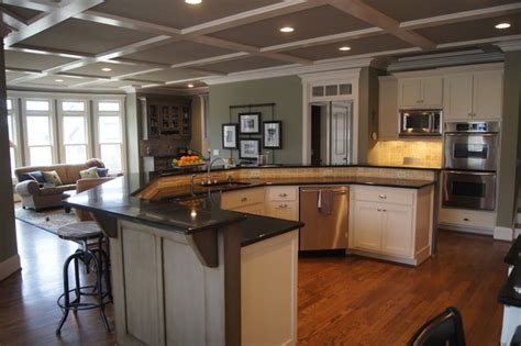 farmhouse cabinets for kitchen ccff kitchen cabinet finishes traditional kitchen 7145