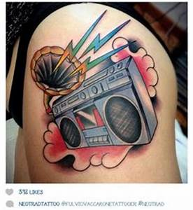 1000+ images about boombox on Pinterest | 13 tattoos, Old ...